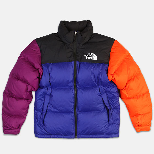 Пуховик The North Face 1996 Rtro Npse Aztec Blu