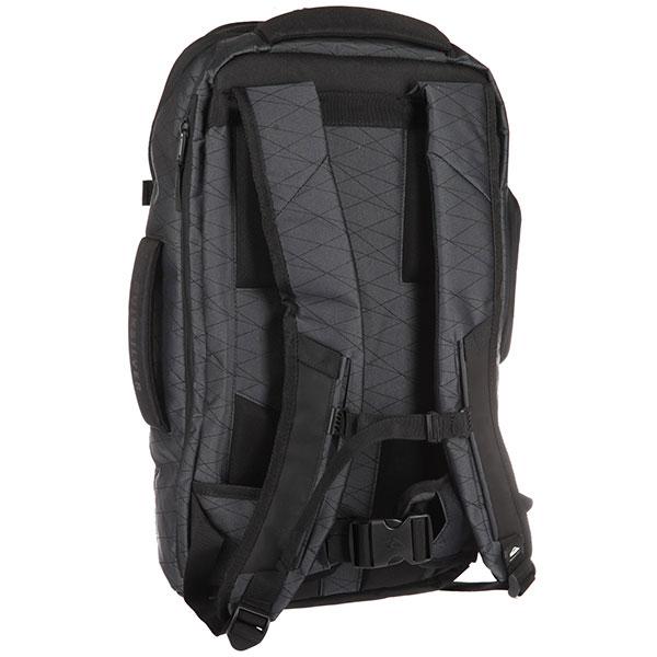 Рюкзак спортивный QUIKSILVER Barrakade Black