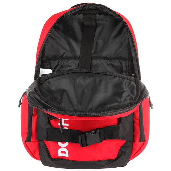 Рюкзак спортивный DC s Chalkers Racing Red