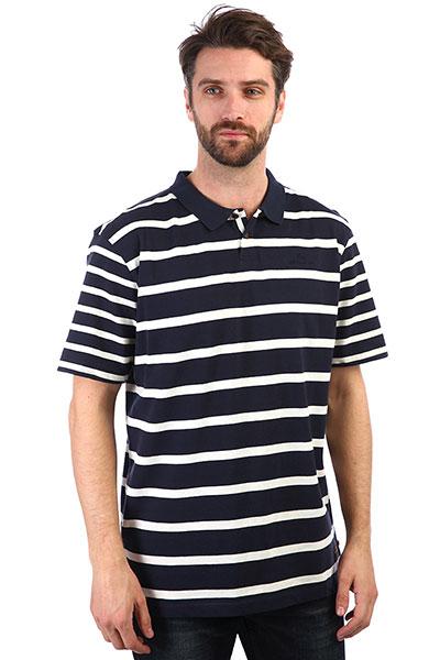Рубашка QUIKSILVER поло Waterman Sea Fight