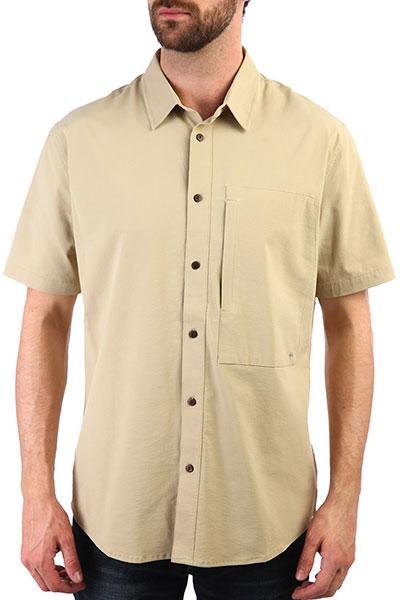 Рубашка QUIKSILVER с коротким рукавом Waterman Salt Water Reloaded