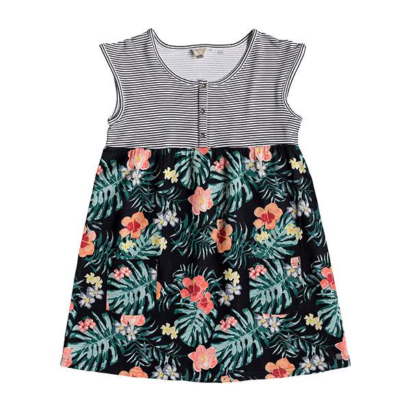 Детское платье ROXY с коротким рукавом Hey Mama