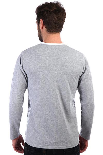 Лонгслив Anteater Long Grey