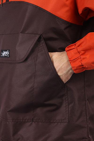Анорак Anteater Anorak-p_c_combo Orange