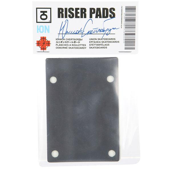 Подкладки Юнион Riser Pads Black