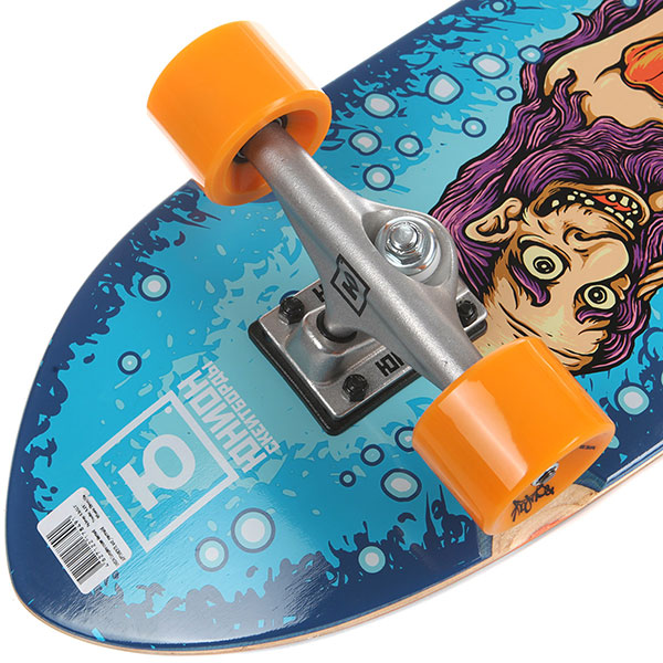 Скейт круизер Юнион Mermaid Multi 8.5 x 32.5 (81.3 см)