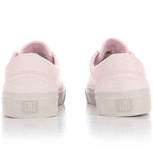 Кеды низкие женские DC Trase Tx Pink