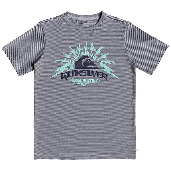 Детская QUIKSILVER футболка Burning Chaos