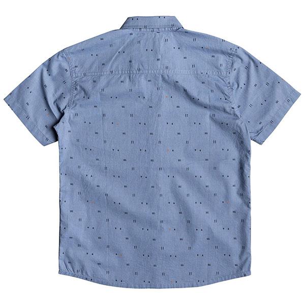 Детская QUIKSILVER рубашка с коротким рукавом Rock The Road