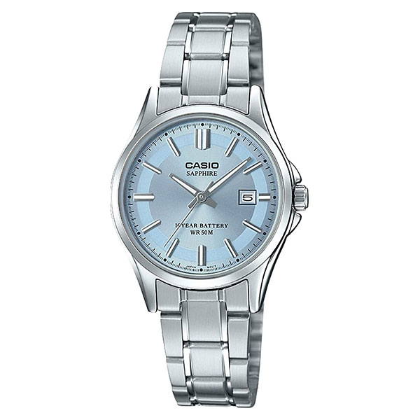 Кварцевые часы Casio Collection 69236 Lts-100d-2a1vef Grey