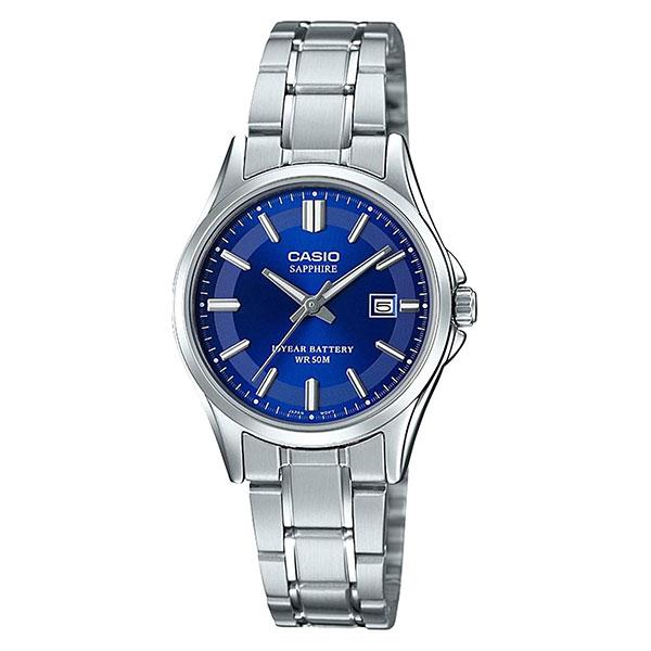 Кварцевые часы Casio Collection 69237 Lts-100d-2a2vef Grey