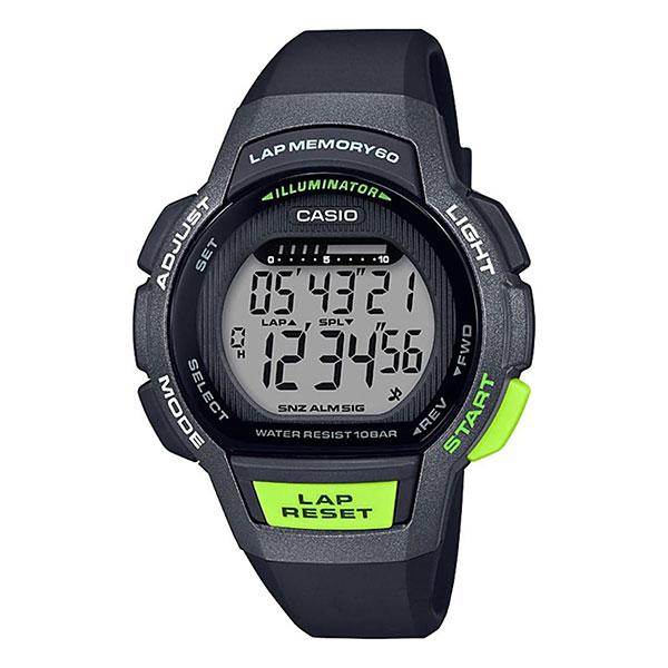 Электронные часы Casio Collection 69244 Lws-1000h-1avef Black