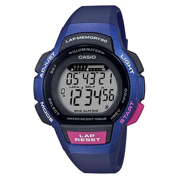Электронные часы Casio Collection 69245 Lws-1000h-2avef Blue