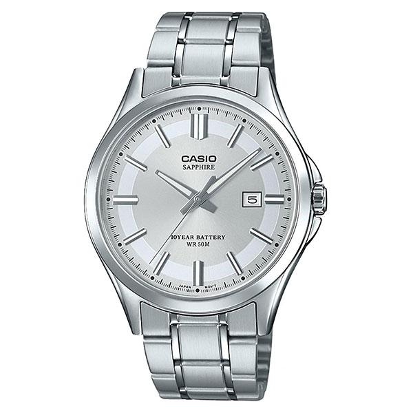 Кварцевые часы Casio Collection 69259 Mts-100d-7avef Grey