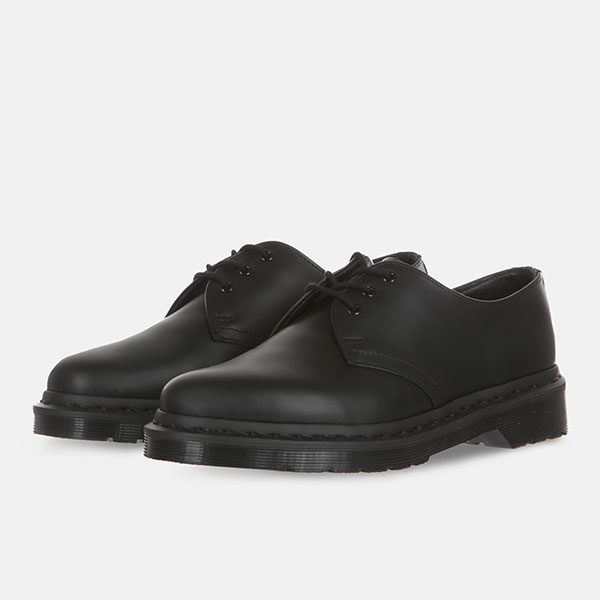 Ботинки Dr. Martens Mono Black Smooth