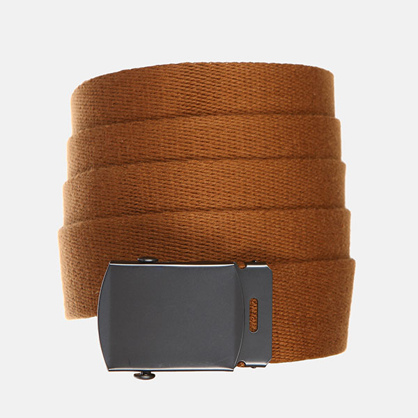 Ремень Carhartt WIP Orbit Belt Hamilton Brown/White