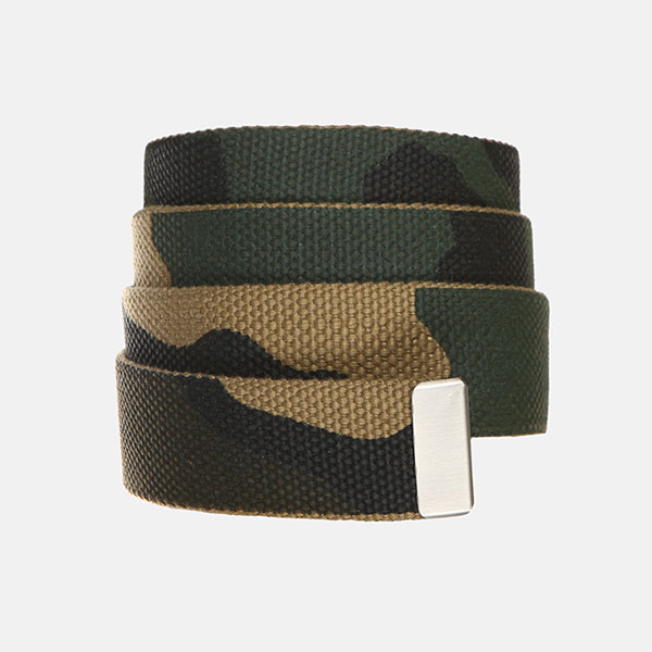 Ремень Carhartt WIP Clip Belt Chrome Camo Laurel