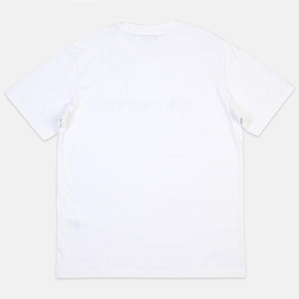Футболка Carhartt WIP I023803w White/Black