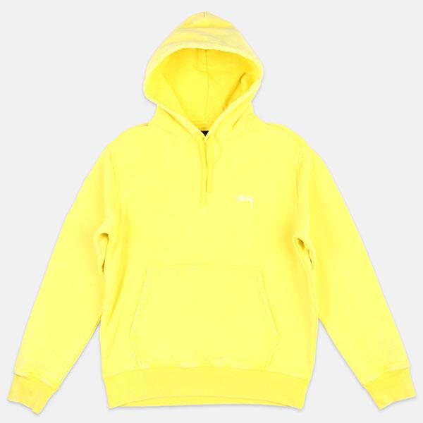 Толстовка Stussy 118311y Yellow