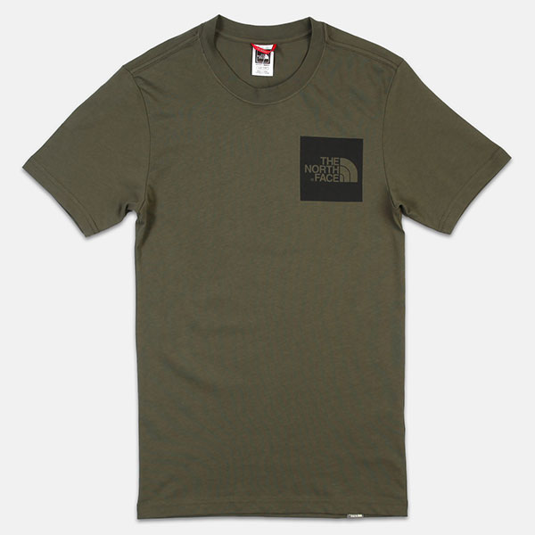 Футболка The North Face T0ceq521l Green