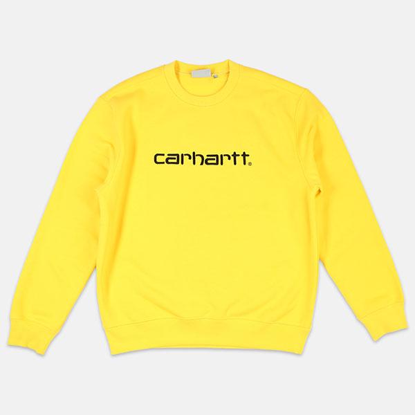 Толстовка Carhartt WIP I027092pr Primula/Black