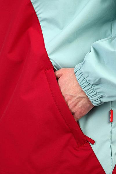 Анорак Skills Nohood Neighbourhood Red/Blue