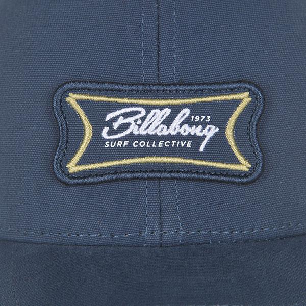 Мужская бейсболка с сеткой Billabong Walled Trucker Slate Blue