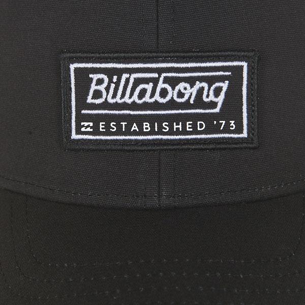 Мужская классическая бейсболка Billabong Walled Snapback Phantom