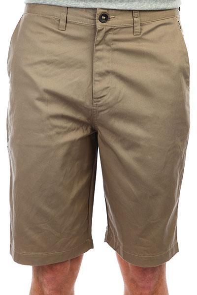 Мужские шорты классические Billabong Carter Light Khaki