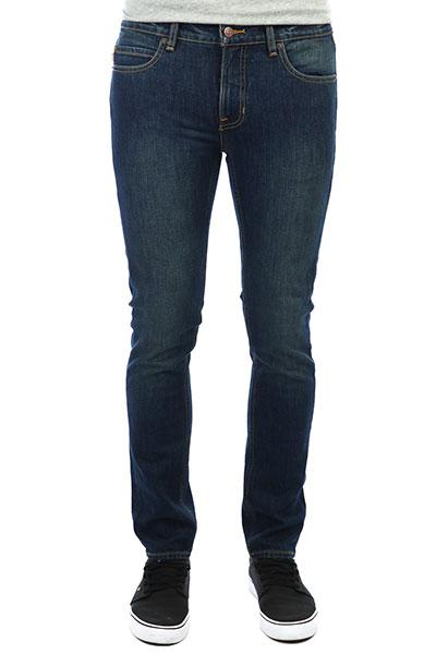 Мужские джинсы узкие Element E01 Dark Used