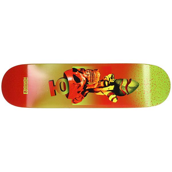 Дека для скейтборда Юнион Skull Multi 31.75 x 8.25 (21 см)