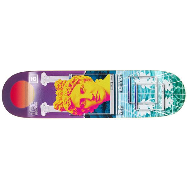 Дека для скейтборда Юнион Ancient Multi 31.875 x 8.125 (20.6 см)