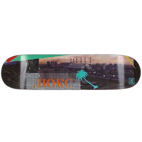 Дека для скейтборда Юнион Luxe Multi 31.5 x 7.875 (20 см)