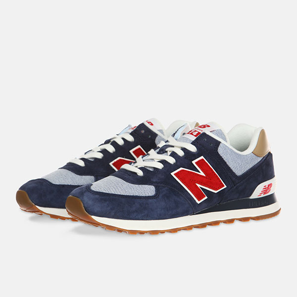Кроссовки New Balance Ml574ptr Navy