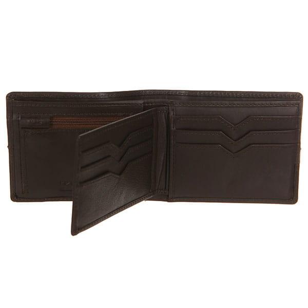 Мужской кошелек Billabong Fifty50 Id Leather