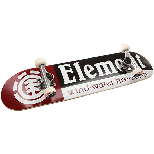 Скейтборд в сборе Element Section Assorted 31 x 7.75 (17.8 см)