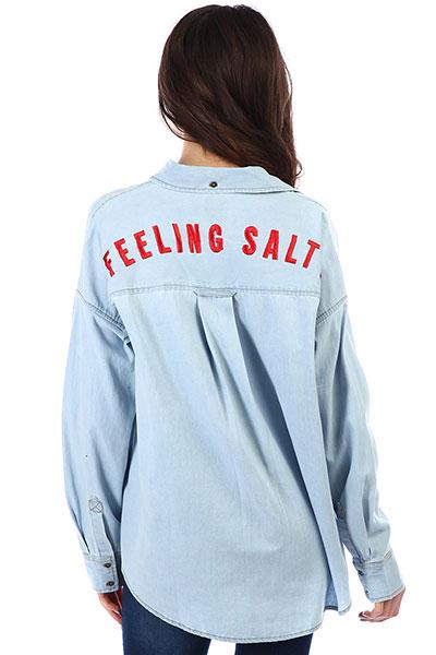 Блузка женская Billabong Feeling Salty Chambray
