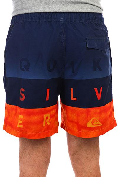 """Плавательные шорты QUIKSILVER Word Block 17"""""""