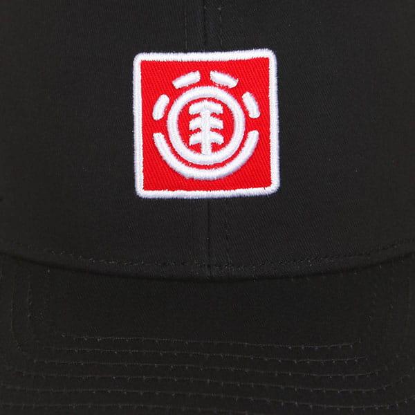 Бейсболка мужская классическая Element Treelogo Cap Eclipse Navy