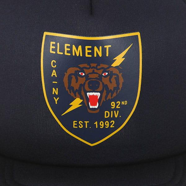 Бейсболка мужская с сеткой Element Rift Trucker Cap Eclipse