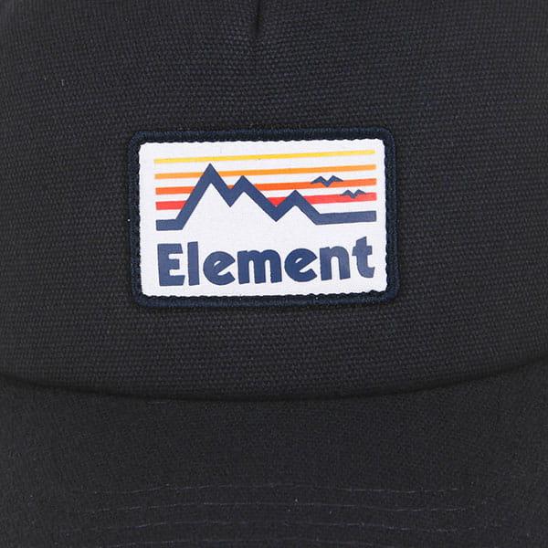Бейсболка мужская с сеткой Element Icon Mesh Cap Eclipse Navy