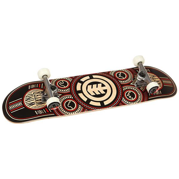 Скейтборд в сборе Element Engrained Assorted 31.25 x 8 (20.3 см)