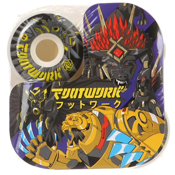 Колеса для скейтборда Footwork Owl Beast Multi 101A 53 mm