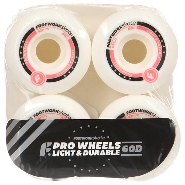 Колеса для скейтборда Footwork Lx Peach 60D 53 mm