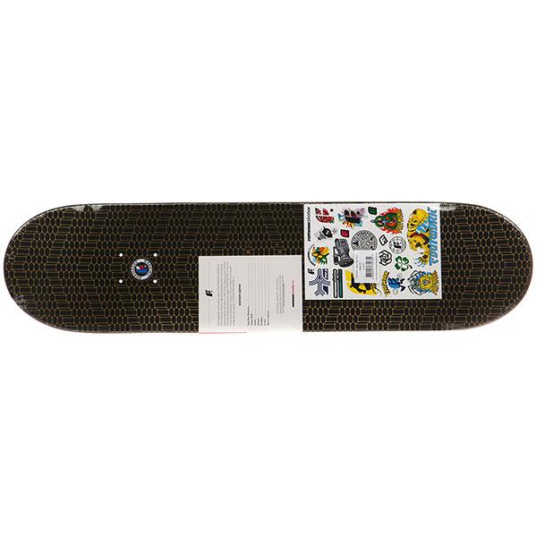 Дека для скейтборда Footwork Carbon New Wave Multi 31.5 x 8.0 (20.3 см)