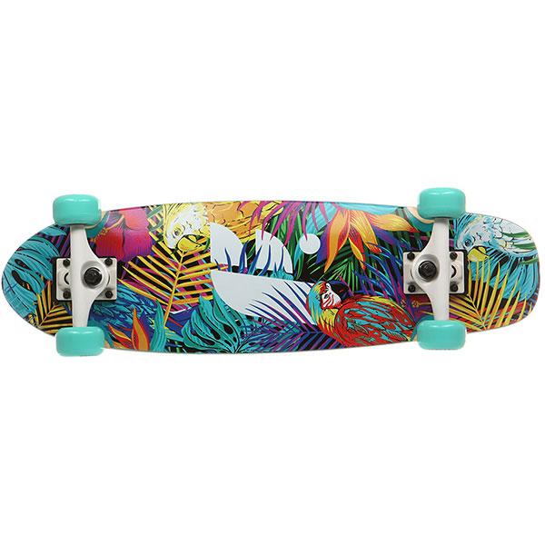 Скейт круизер Footwork Tropical Multi 7.75 x 27.25 (68.5 см)