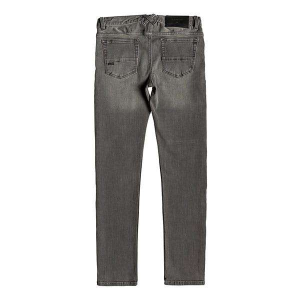 Детские узкие джинсы QUIKSILVER Distorsion Stone Grey
