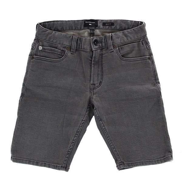 Детские джинсовые шорты QUIKSILVER Distorsion Stone Grey