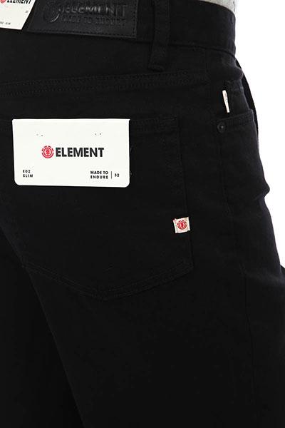 Шорты классические Element E02 Color Wk Flint Black
