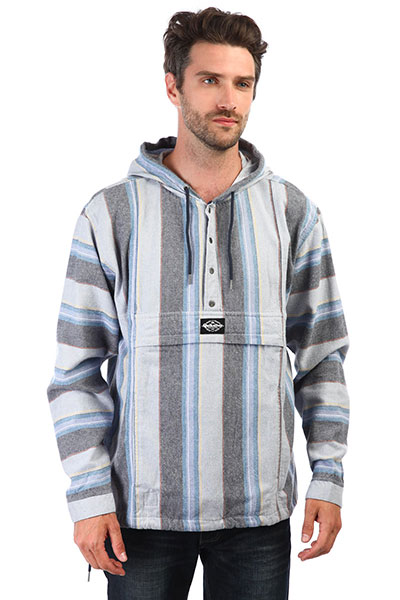 Анорак QUIKSILVER Neoblue Sleet Neo Blues